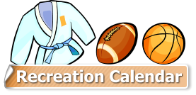 Recreation Calendar