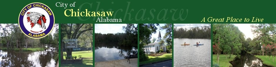 City of Chickasaw, Alabama